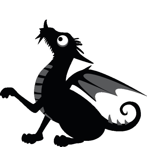 Backdrop-Maskottchen