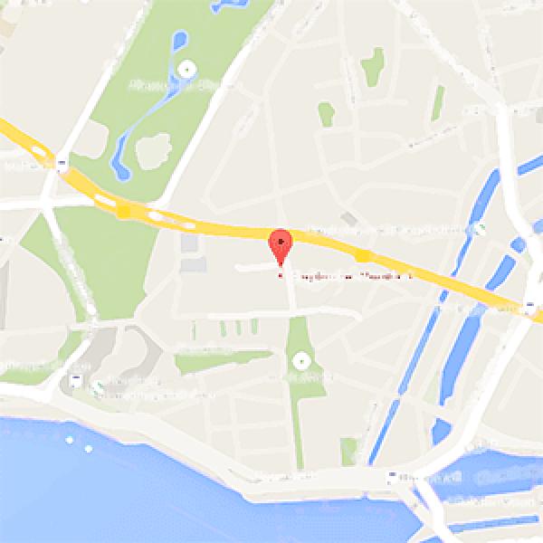 Karte (bearbeitet): Englische Planke 6, 20459 Hamburg